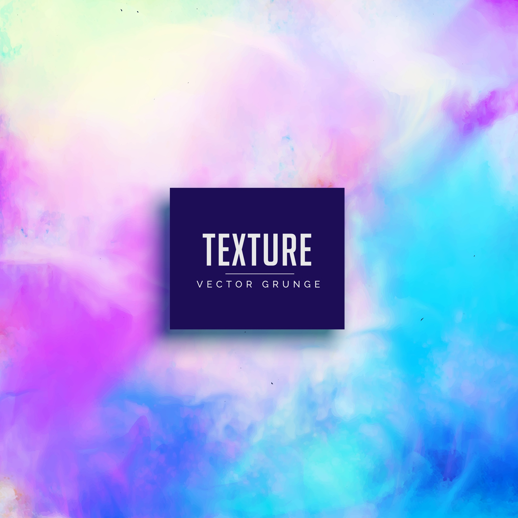 Elegant pink and blue watercolor texture background