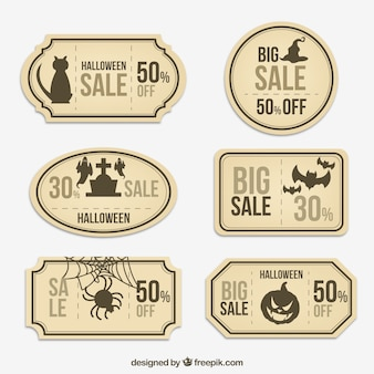 Elegant sale stickers collection