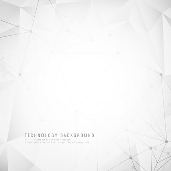 Elegant technological background