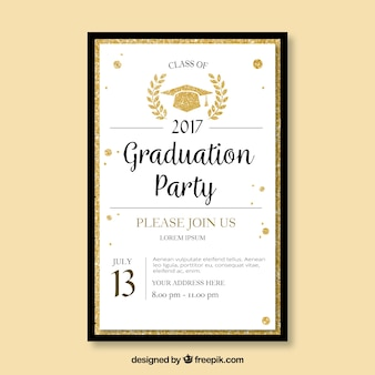 High vectors photos and psd files free download for Graduation brochure templates