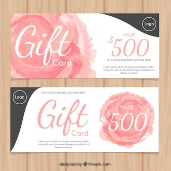 Elegant Voucher Pack