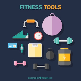 Elements to get fit