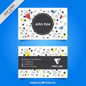 Enjoyable business card