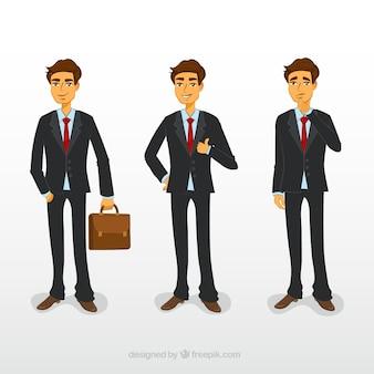 Entrepreneur character