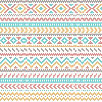 Ethnic Background Pattern