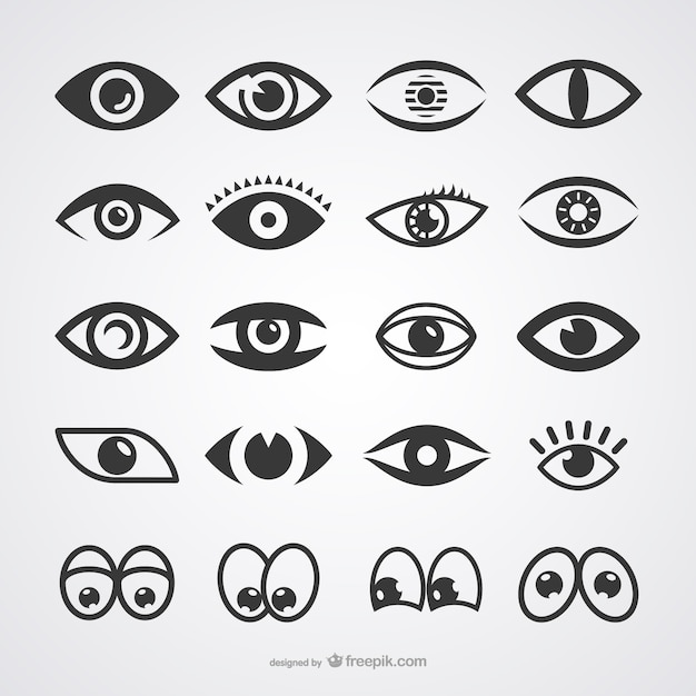 Eye free vector download (669 Free vector) for commercial use ...
