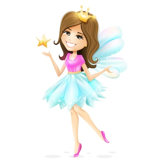 Fairy character design