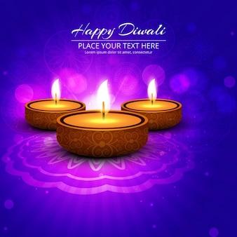 Fantastic background for diwali