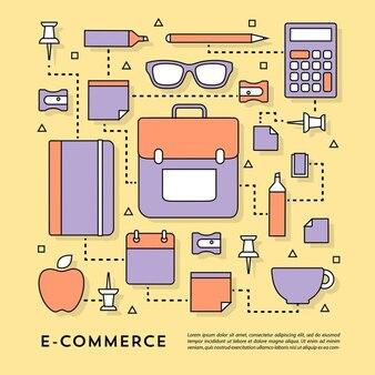 Fantastic elements for e comerce