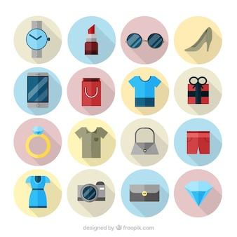 Fashionable icons
