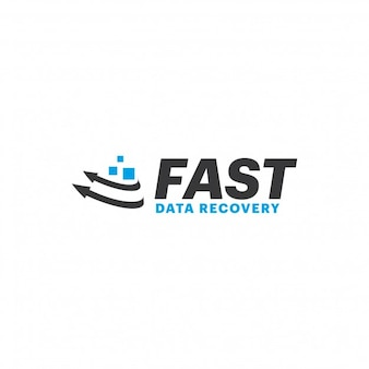Fast data recovery logo
