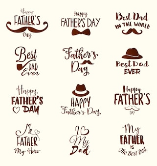 Father's day designs collection