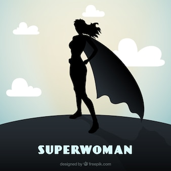 Female superhero