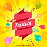 Festival card