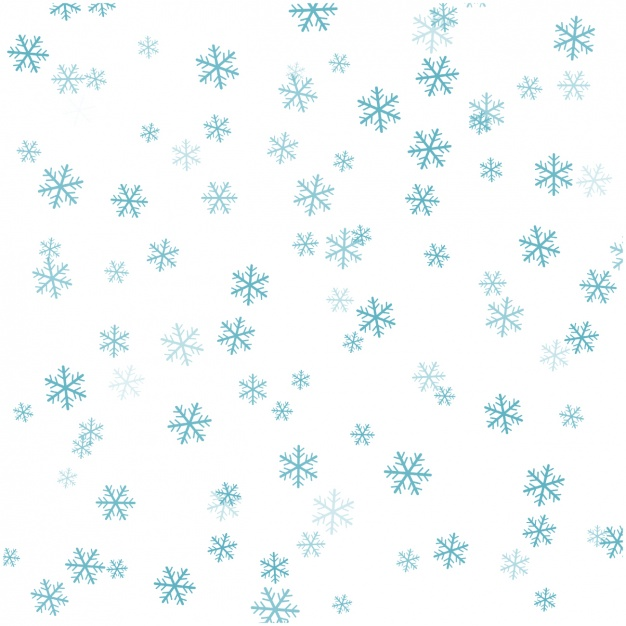 Flakes background design
