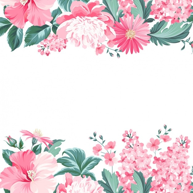 Photo Collection Simple Resolution Flower Background