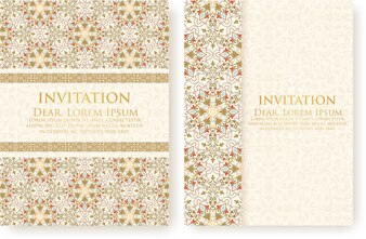 Floral vogue wedding creative trendy