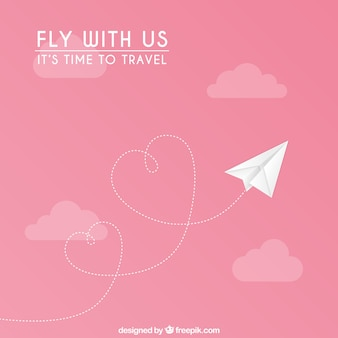 Fly with us