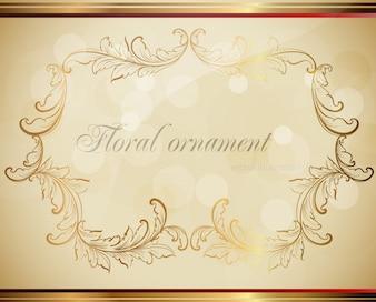 Frame wreath grunge black graphic