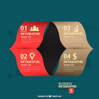 Free business infography