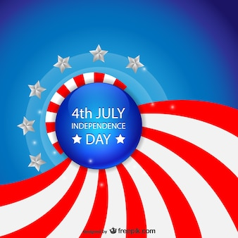 Free Independence day vector
