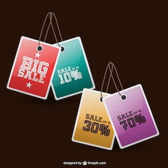 Free marketing tags