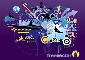 Free Stock Vectors
