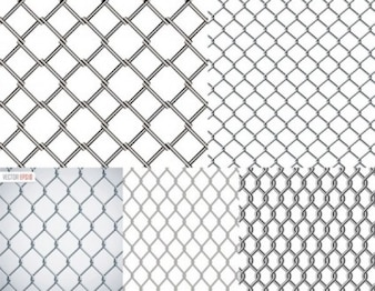 Free vector misc barbed wire simple black white urban smart