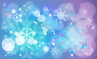 free vector winter background graphic