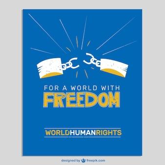 Freedom human card