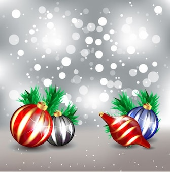 frosty christmas design vector graphic