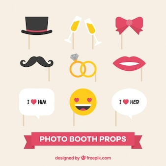 Funny wedding accessories