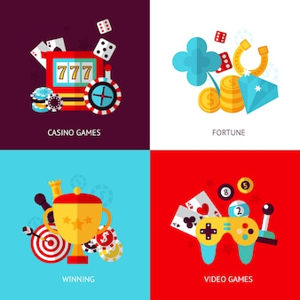 Game designs collecti