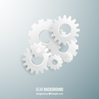 Gear background