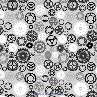 Gear pattern