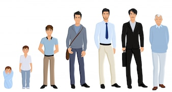 Generation man set