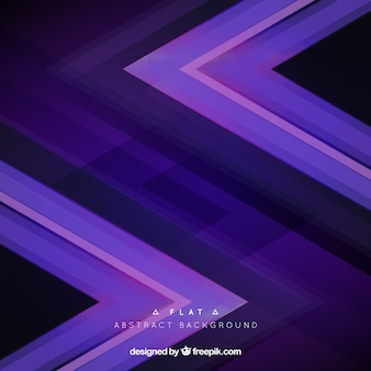 Geometric abstract purple background