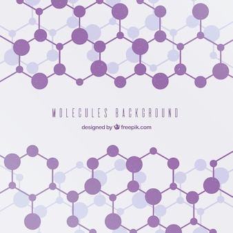 Geometric background of molecules