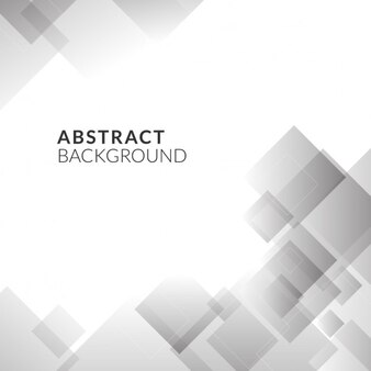 Geometric background with gray shapes