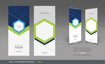 Geometric business roll up