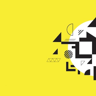 Geometric graphic background