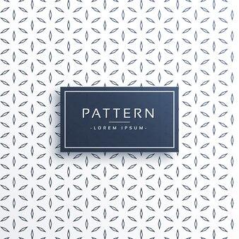 Geometric ornamental pattern