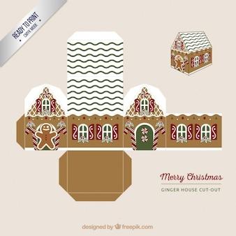 Ginger house box