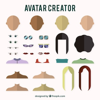 Girls Avatar Creator
