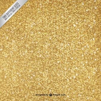 ゴールドグリッター背景