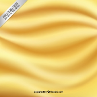 Gold silk background