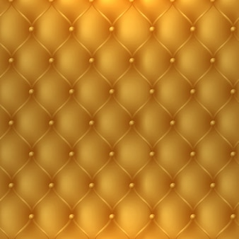 Golden fabric pattern
