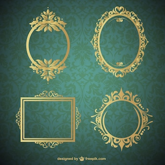 Golden frames collection