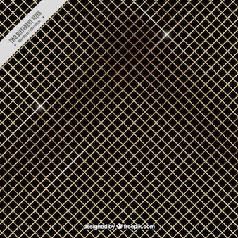 Golden net background