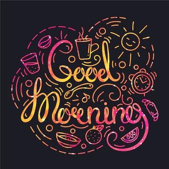 Good morning background